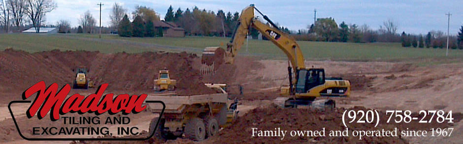 Madson Tiling & Excavating, Inc. – Manitowoc County